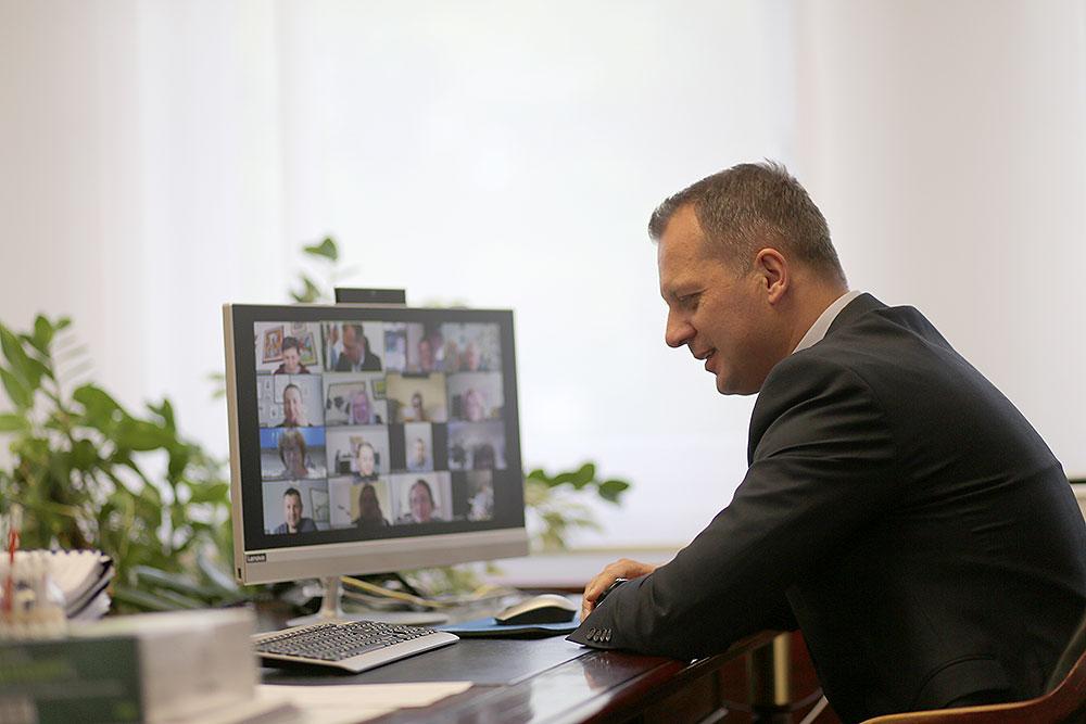 Igor Andrović: U koroni smo reagirali dobro i na vrijeme, sad nam predstoji borba za svako radno mjesto