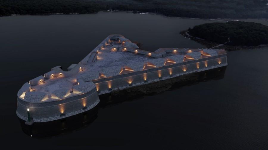 Šibensko-kninska županija: EU sredstvima obnovili tvrđavu Sv. Nikole i stvorili svjetsku turističku atrakciju