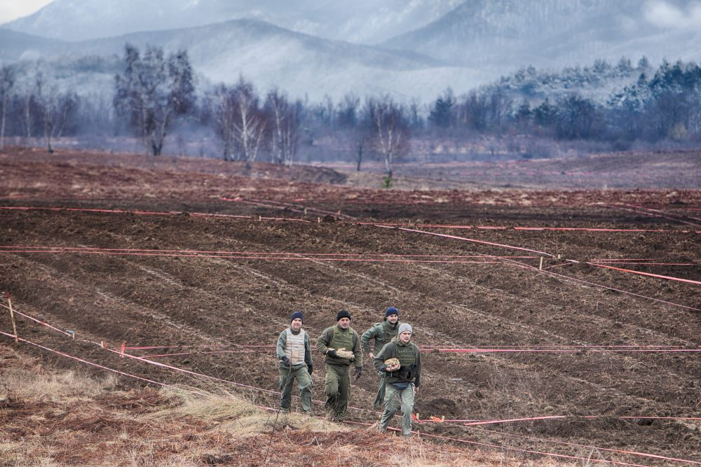 Ličko-senjska županija: EU sredstvima razminirali 99 posto minama zagađenog poljoprivrednog zemljišta i stvorili preduvjete za eko-proizvodnju