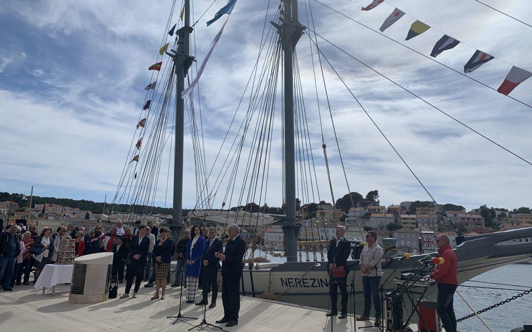 'Među vodećima smo po povlačenju EU sredstava, a projektom Mala Barka uspjeli smo očuvati svoju tradiciju i pomorsku baštinu te razviti novi turistički proizvod'