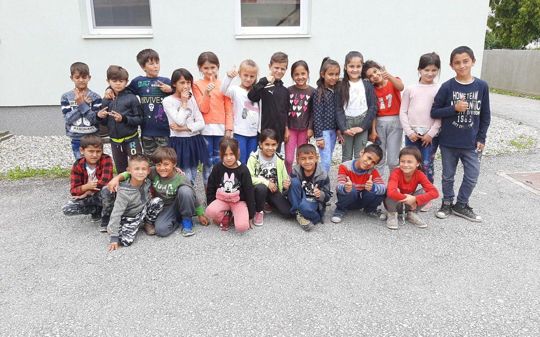 Varaždinska županija: Gotovo milijun EU kuna za produženi boravak i dodatne edukacije za učenike romske manjine