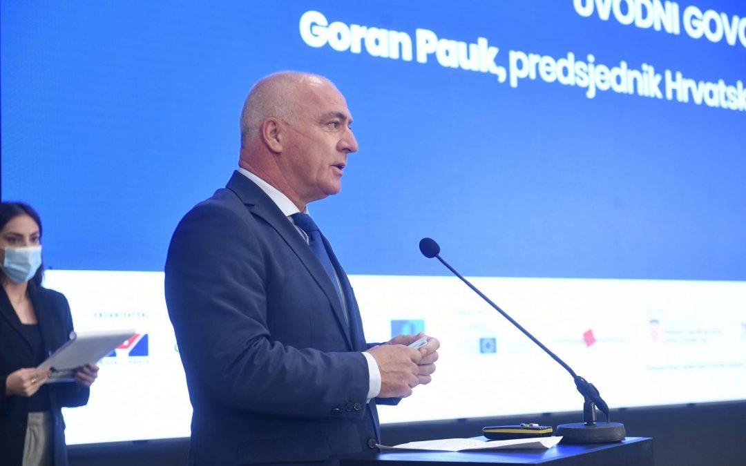 Udvostručili smo poticaje za poduzetnike, kroz EU fondove ugovorili 1,8 milijardi kuna,  osigurali dodatna interventna sredstva za zdravstvo i za specijalizaciju liječnika