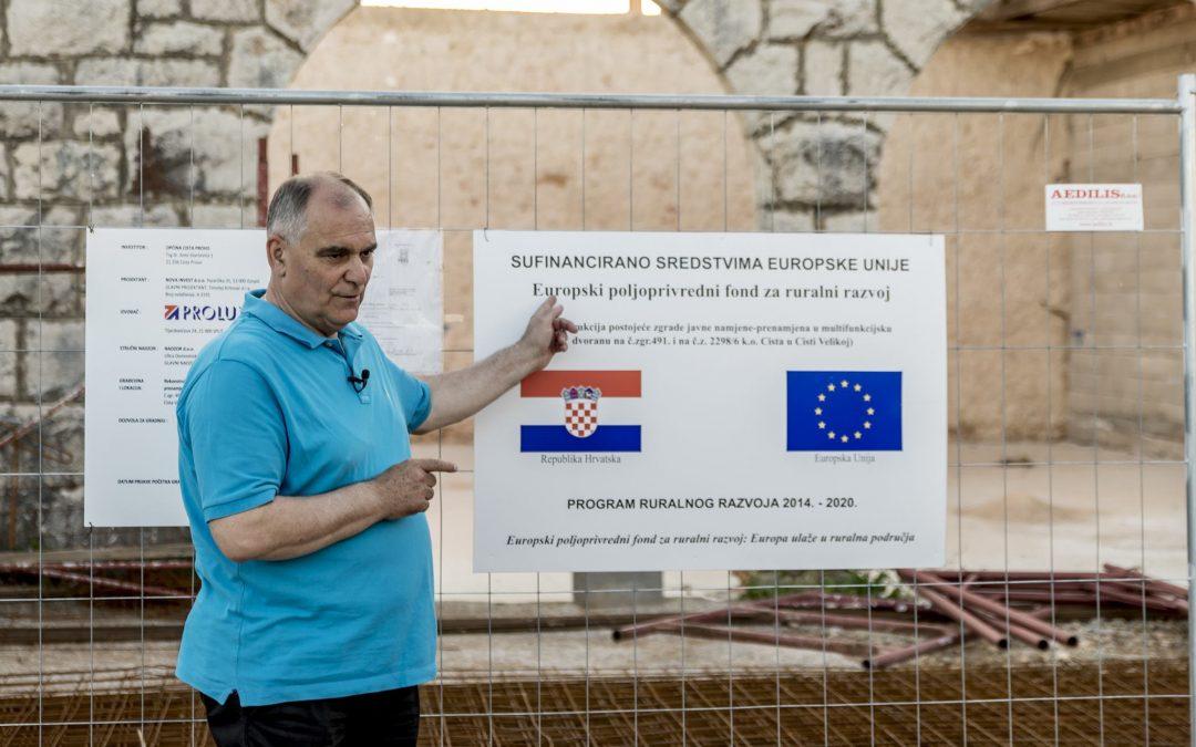 Blaženko Boban: Splitsko-dalmatinska županija postaje najveće gradilište u zemlji, uz EU nastavljaju se i ICT projekti, programi demografske obnove…