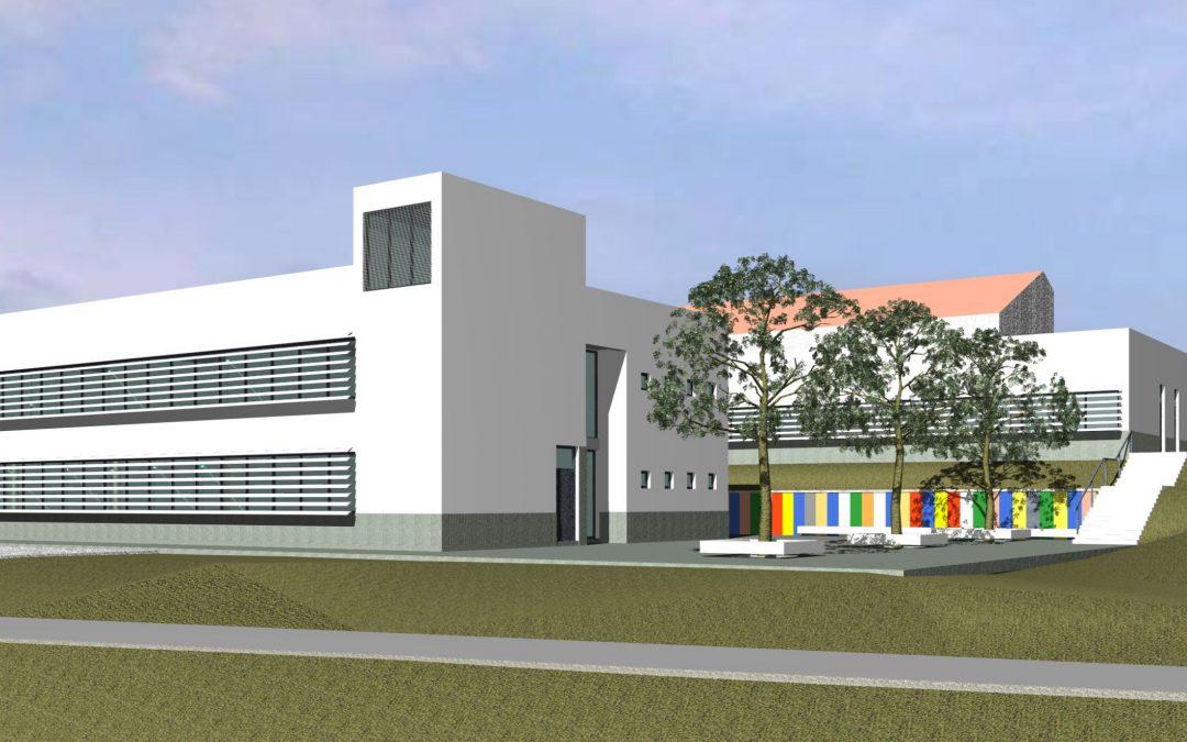 Istarska županija: Počinju radovi rekonstrukcije i dogradnje Talijanske srednje škole u Bujama, projekt vrijednosti 16,5 milijuna kuna