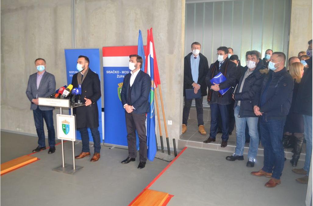 Sisačko-moslavačka županija: Stradalo više od 750 obrta i 850 tvrtki – Ministarstvo gospodarstva financirat će obnovu objekata malih i srednjih poduzetnika s ukupno 10 milijuna kuna