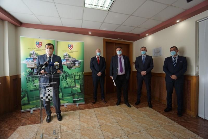 Pet sjeverozapadnih županija usuglasilo listu razvojnih projekata vrijednih oko 10 milijardi kuna, uskoro i potpisivanje Razvojnog sporazuma
