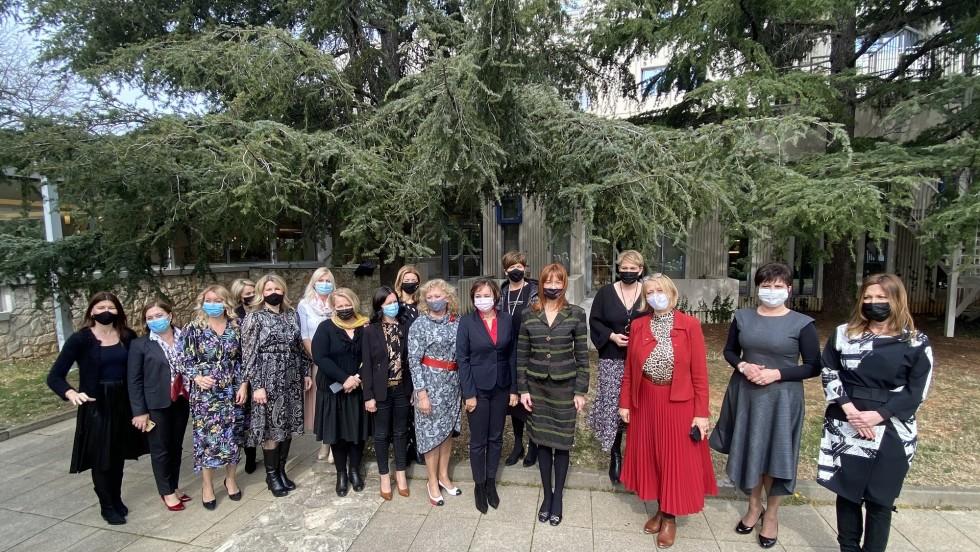 U Poreču je održano okupljanje žena aktivnih u lokalnoj samoupravi