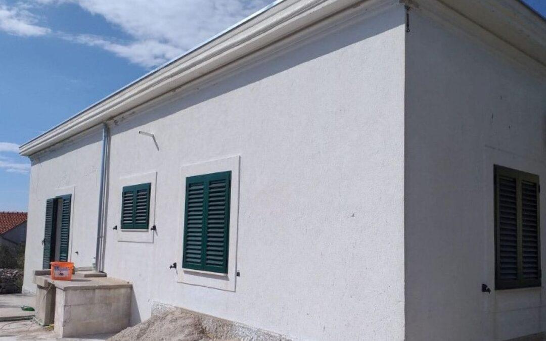 Šibensko-kninska županija: Završena obnova ambulante na otoku Kapriju