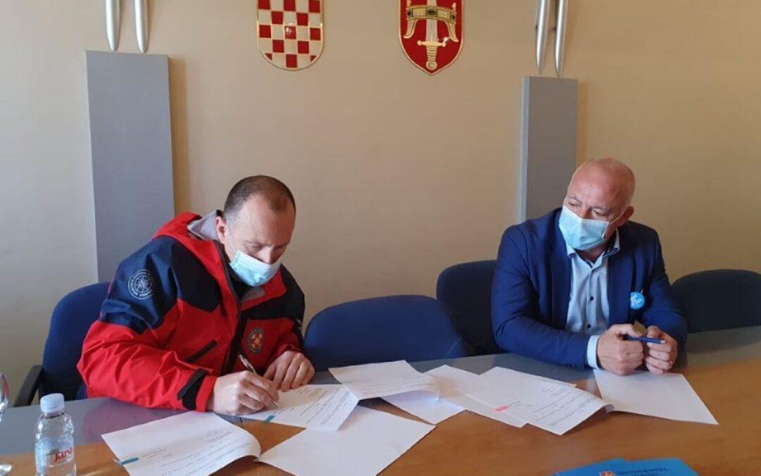 Šibensko-kninska županija: Osigurano 125.000 kuna za rad HGSS-a