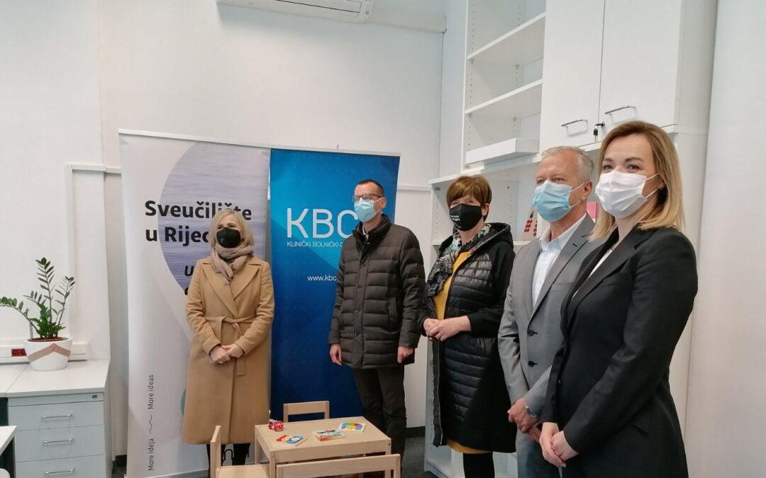 Primorsko-goranska županija: Otvorena logopedska ambulanta