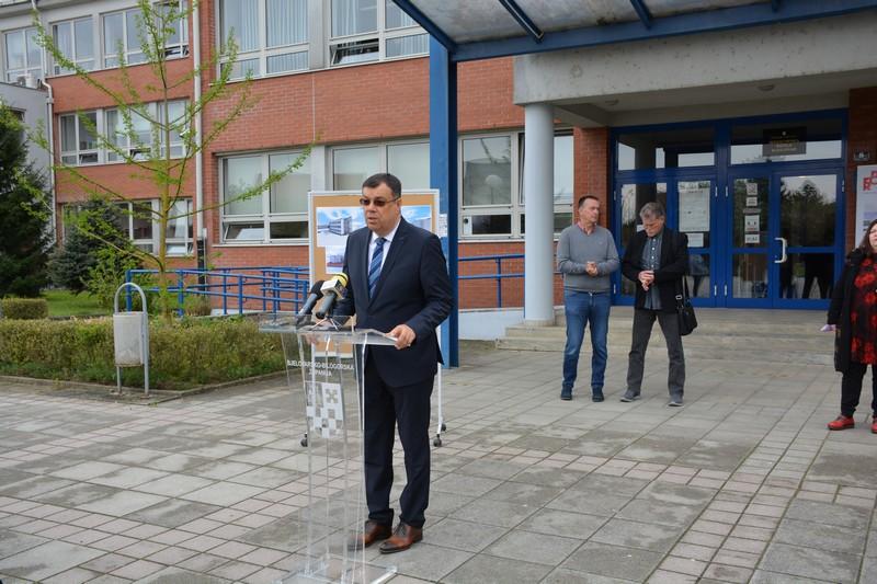 Bjelovarsko-bilogorska županija: Uskoro kreće dogradnja Medicinske škole – Centra kompetentnosti u zdravstvu