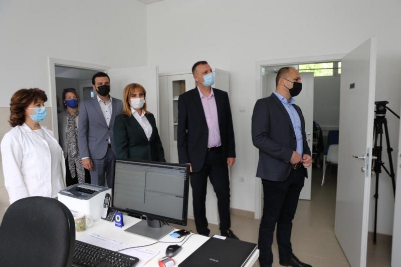 Osječko-baranjska županija: U Domu zdravlja u Osijeku otvorena nova ambulanta za fizikalnu medicinu i rehabilitaciju za djecu