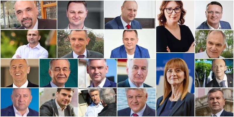 Promjene na čelu osam županija – konačno imamo i dvije županice!
