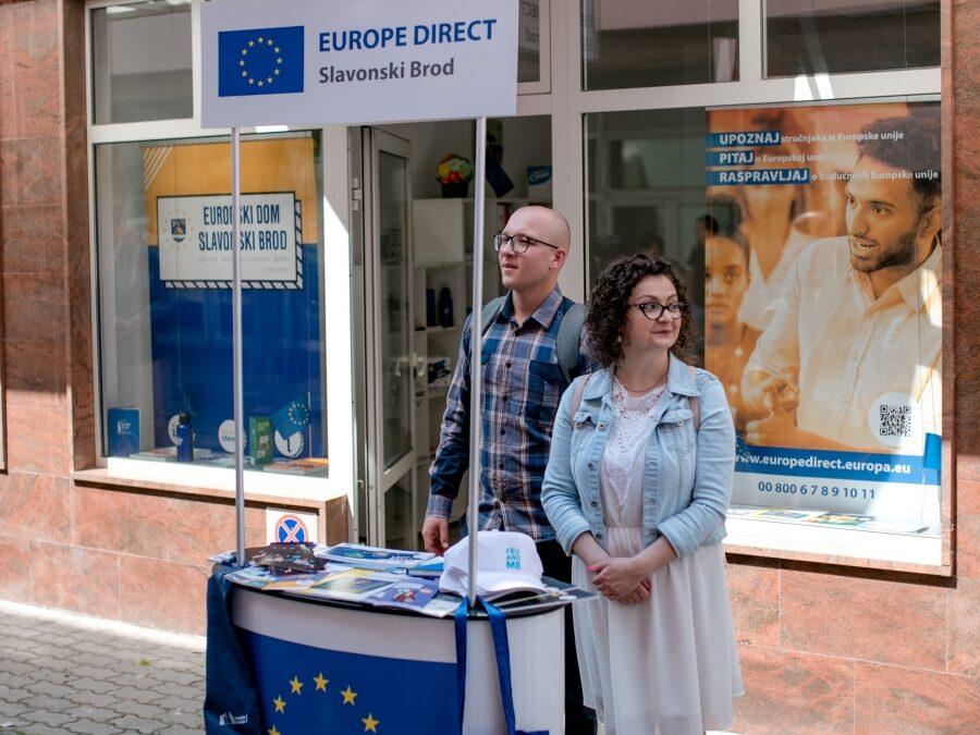 Brodsko-posavska županija: U Slavonskom Brodu otvoren Europe Direct informacijski centar