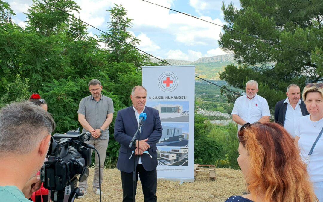 Splitsko-dalmatinska županija: Do kraja 2023. završit će se projekt dnevnog boravka za starije osobe u Solinu