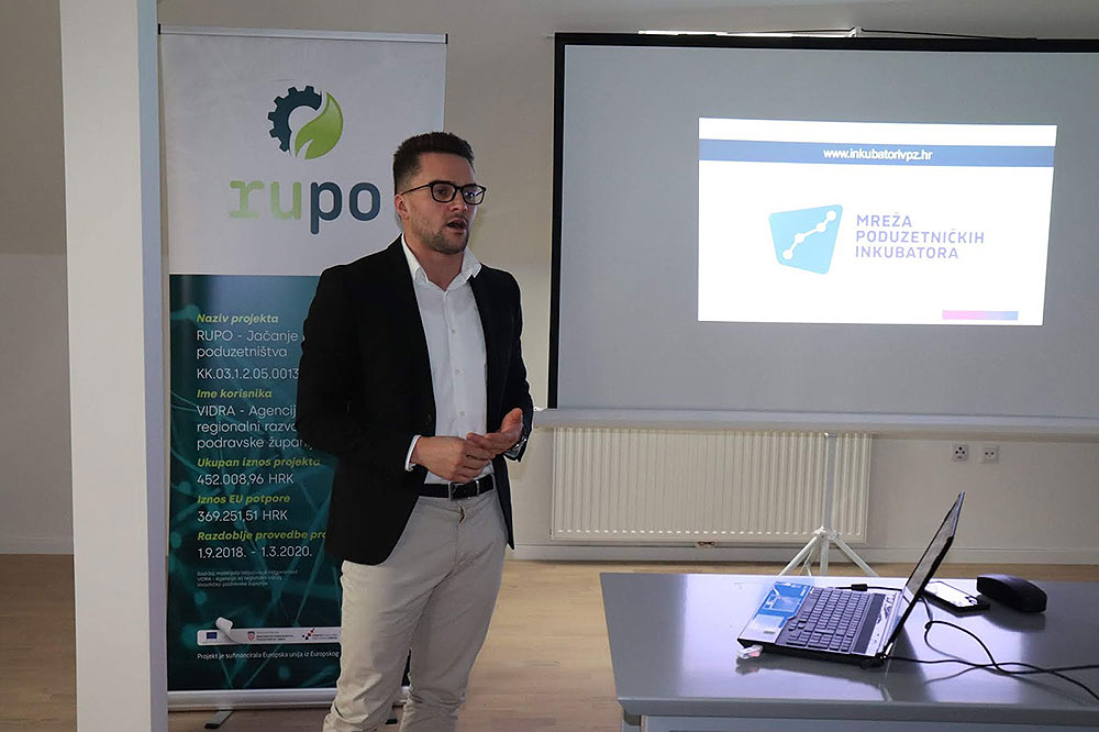 Poduzetnicima početnicima nudimo najbolje uvjete i podršku u Hrvatskoj, preko 77 posto ih uspijeva poslovati i nakon izlaska iz Inkubatora