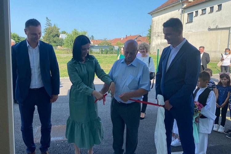 Bjelovarsko-bilogorska županija: Otvoren dječji vrtić Veliko Trojstvo, projekt vrijedan 7,2 milijuna kuna