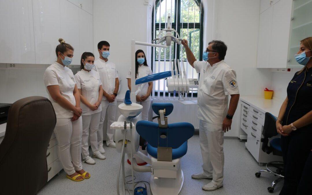 Osječko-baranjska županija: Otvoren Medicinski centar Mursa – kroz suradnju s Caritasom usluge će biti usmjerene i na pomoć potrebitima