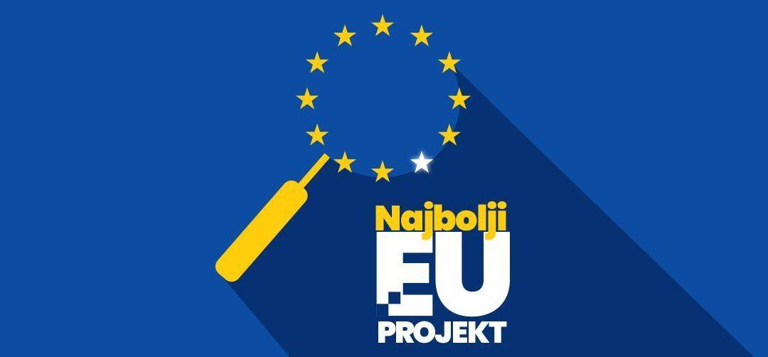 Za titulu najboljeg bore se 32 EU projekta, i ove godine svog pobjednika biraju i građani!