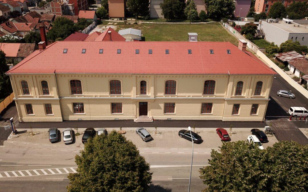 Vukovarsko-srijemska županija: Poboljšanje uvjeta za pružanje primarne zdravstvene zaštite – ulaganje u infrastrukturu i opremanje medicinskom opremom