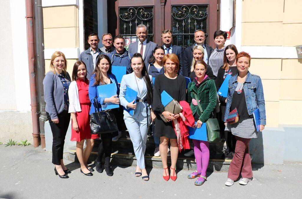 Koprivničko-križevačka županija: Partnerstvo za sve 2 – inovativni programi za osposobljavanje nezaposlenih