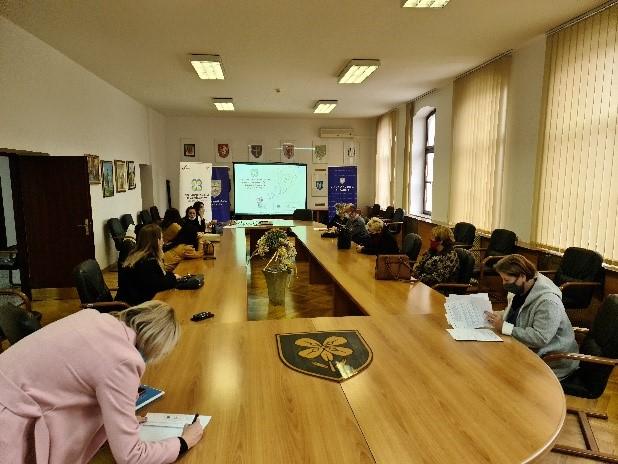 Ličko-senjska županija: Lokalno partnerstvo za zapošljavanje – mjere za poticanje poduzetništva među ranjivim skupinama