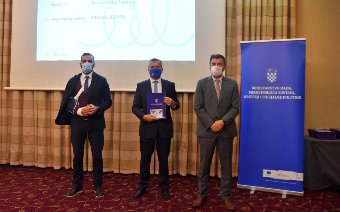 Varaždinska županija: S milijun kuna iz EU osigurana prehrana za 994 učenika, Županija dodatno osigurava 2,3 milijuna kuna