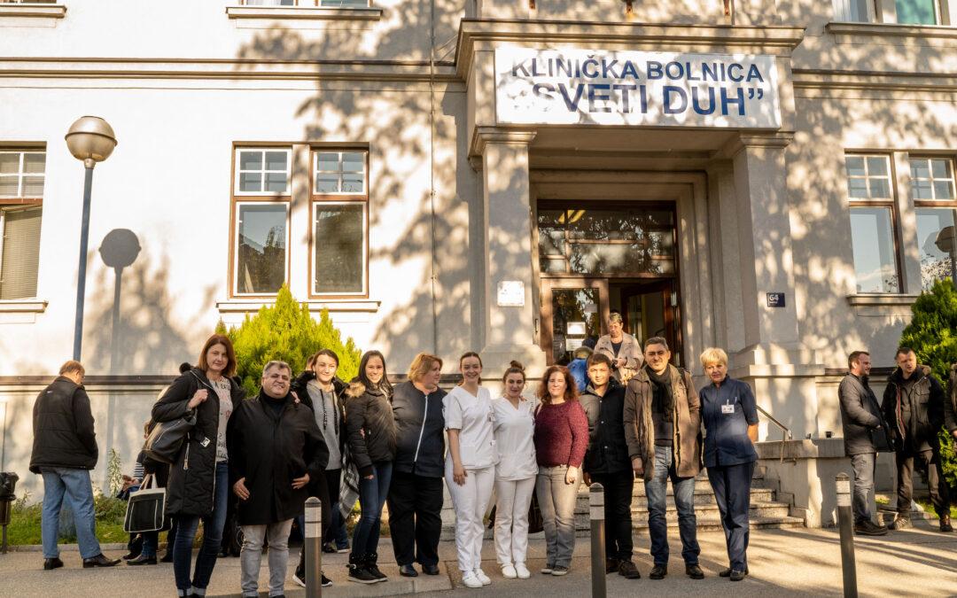 Zagreb: Innovation in dressing techniques – suvremeni pristup u liječenju i prevenciji kroničnih rana