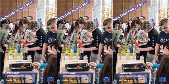 Krapinsko-zagorska županija: Projekt Baltazar finalist nagrade Europske komisije REGIOSTARS 2021.