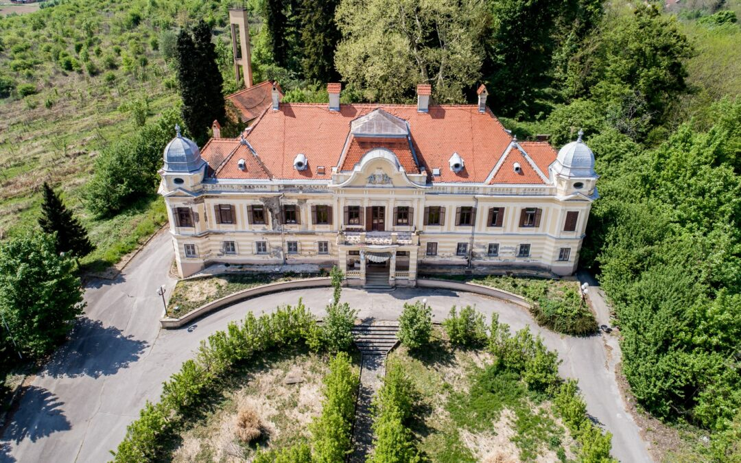 Varaždinska županija: Kulturna baština stavlja se u funkciju obrazovanja – Dvorac Šaulovec postat će sjedište centara izvrsnosti Županije – Europskog centra za darovite